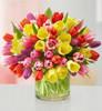 Deluxe Spring Assorted Tulip Bouquet