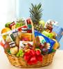 Deluxe Fruit & Gourmet Basket - X-Large 91493XL