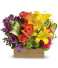 Shades Of Brilliance Bouquet