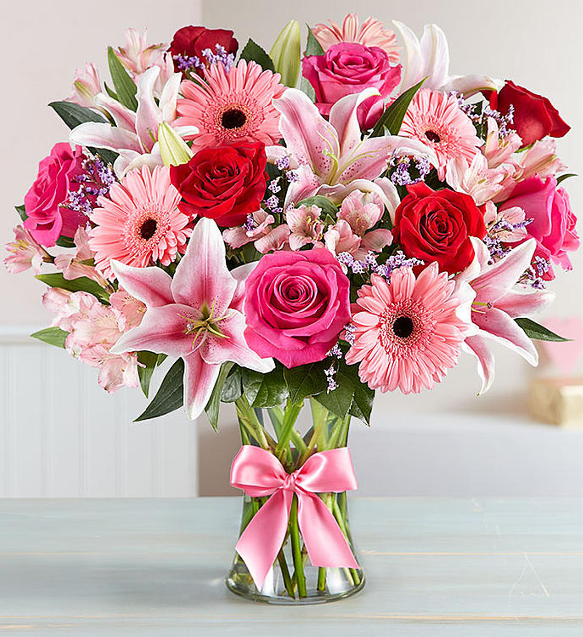 Fields Of Europe Romance Valentine S Flower Delivery Portland Nancy S Floral Gresham Or