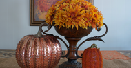 This Year, Deliver Flowers For Thanksgiving