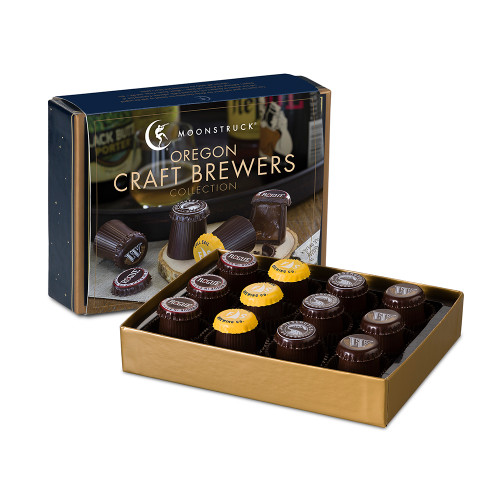 Moonstruck Oregon Craft Brewers Truffle Collection