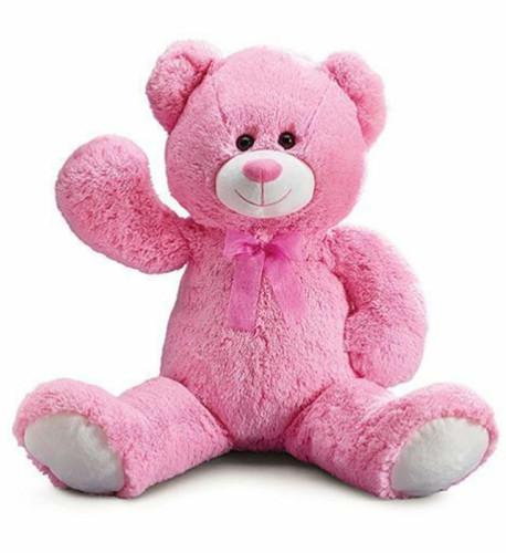 """36"""" Plush Pink Bear"""