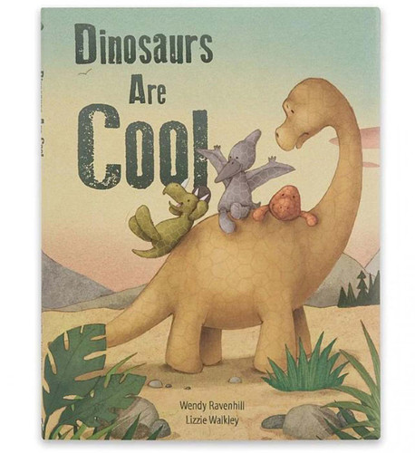 Book - Dinosaurs Are Cool