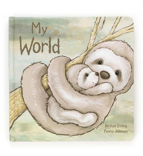 Book - My World