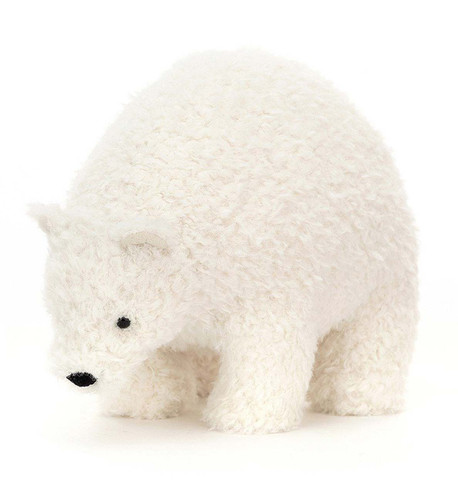Wistful Polar Bear