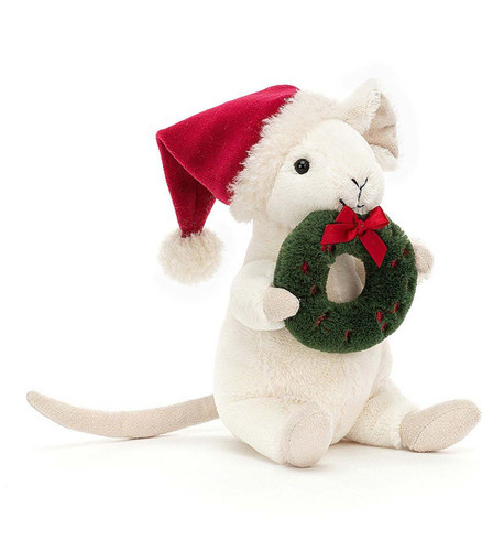 Merry Mouse Wreath