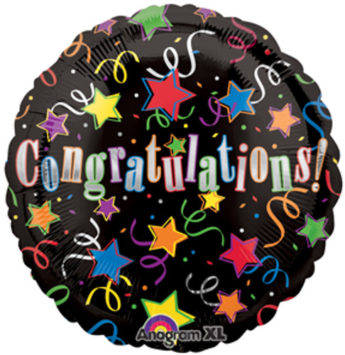 Congratulations Mylar Balloon (1)