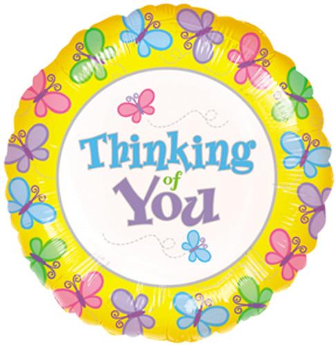 Thinking of You Mylar Balloon (1)
