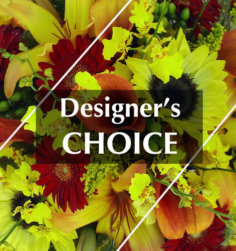 Seasonal Designer's Choice ---- $45 to $200