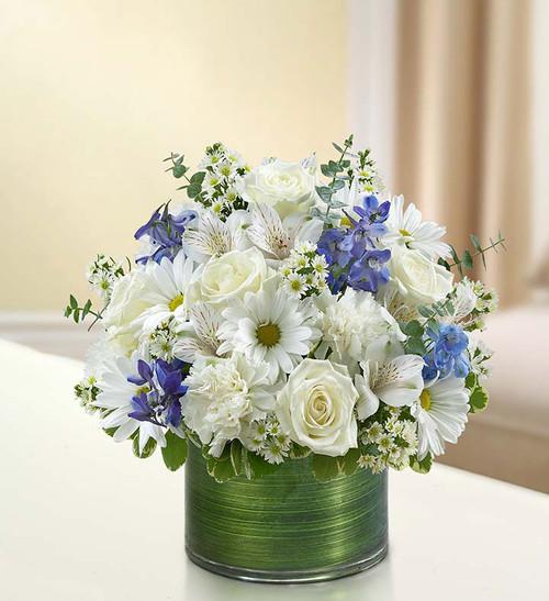 Cherished Memories™ Blue & White