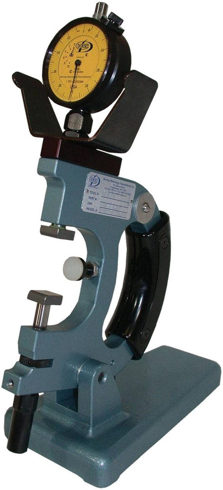 SSG Snap Gage with optional bench stand