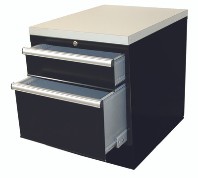 """ACC-CAB27 - Cabinet with Drawer for 16"""" Optical Comparator"""
