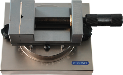ACC-RV2 - Rotary Vise Stage for Optical Comparators
