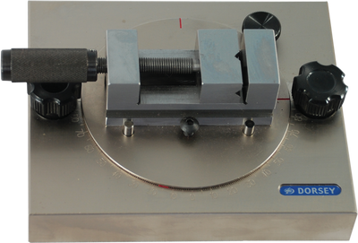 ACC-RVS - Rotary Vise Stage for Optical Comparators