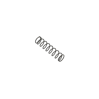 DX2-89366 - #6 Bore Gage Extension Plunger Spring (Standard Series Bore Gages)