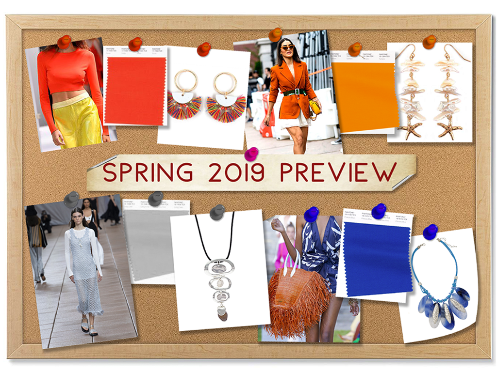 Spring 2019 Preview