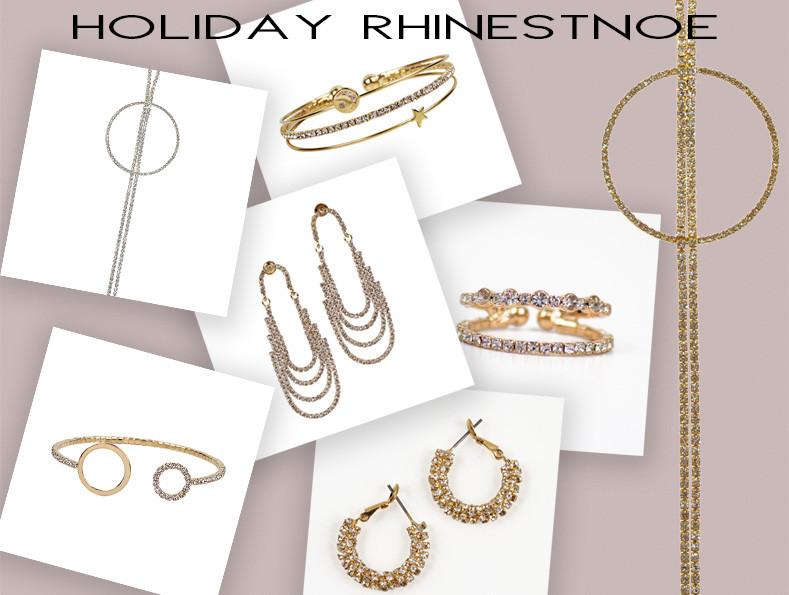 Holiday Rhinestone