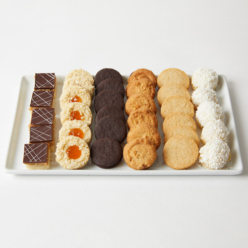 Classic Tea Cookie Collection Gift Boxes