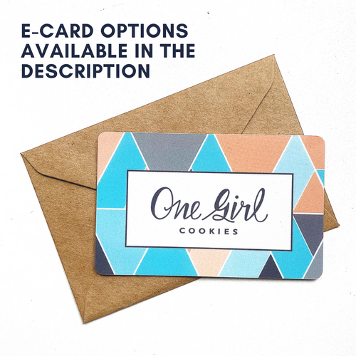 One Girl Cookies Gift Card