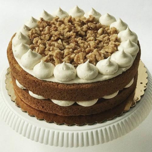 Pumpkin Cake Shoppe Cake