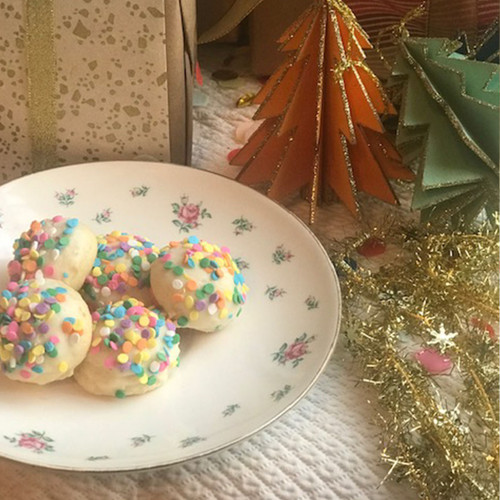 Confetti Lemon Cookie Gift Box