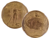 """""""There Can Be Only One"""" - The 1933 St. Gaudens Double Eagle"""