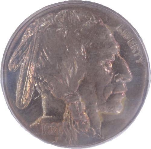 1920 Buffalo Nickel MS64 PCGS - obverse