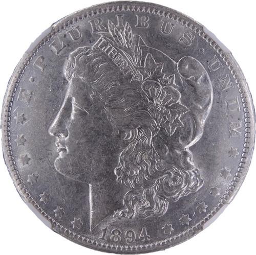1894-O Morgan Dollar XF45 NGC - obverse