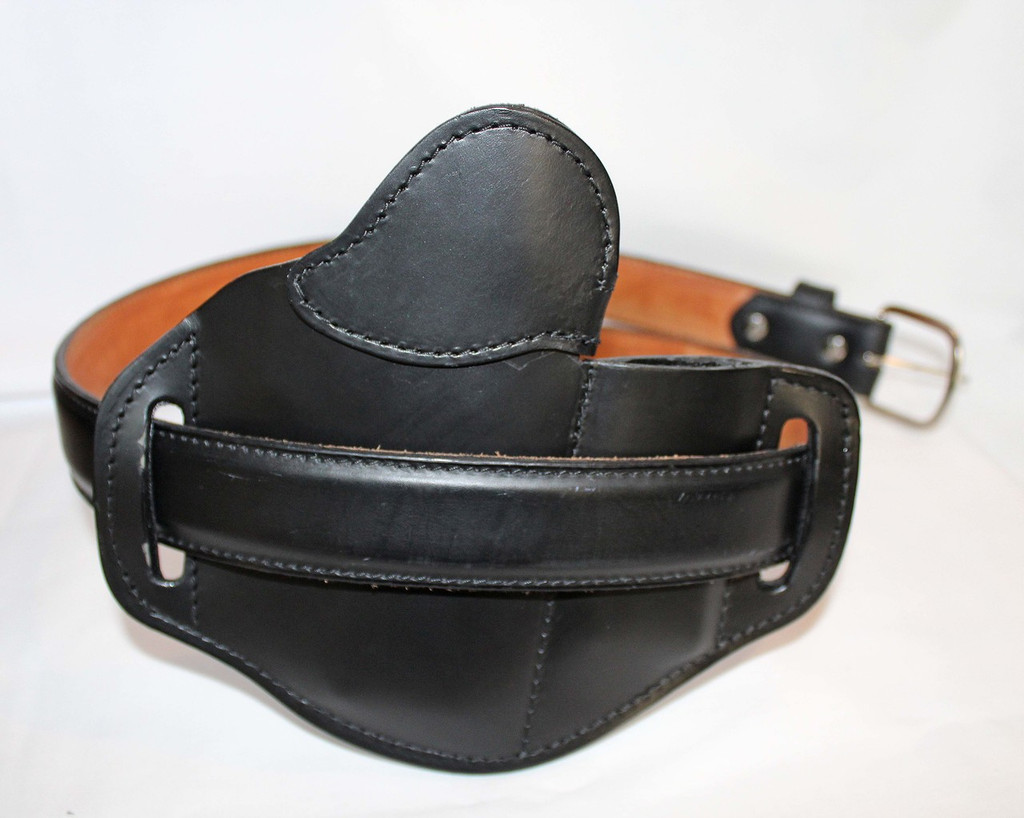 Tactical Edge,On The Belt concealment holster side view