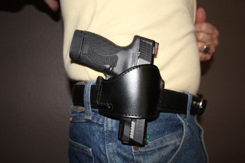 Tactical Edge - Belt Slide Concealment Holster