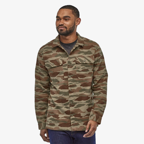 M's Longsleeve Fjord Flannel Shirt