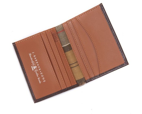 Elvington Small Leather Billfold