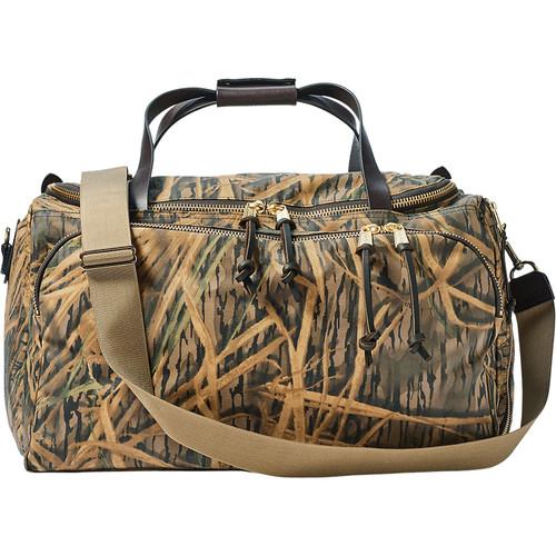 Filson X Mossy Oak Tin Cloth Excursion Bag