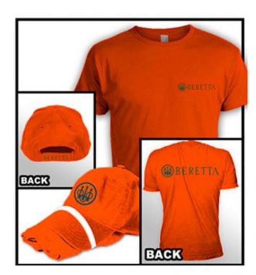 Beretta Hat & Tee Rollup