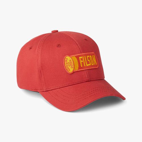 Logger Cap - Cardinal Red