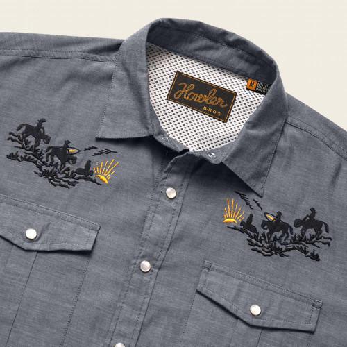 Gaucho Snapshirt - Howler Posse