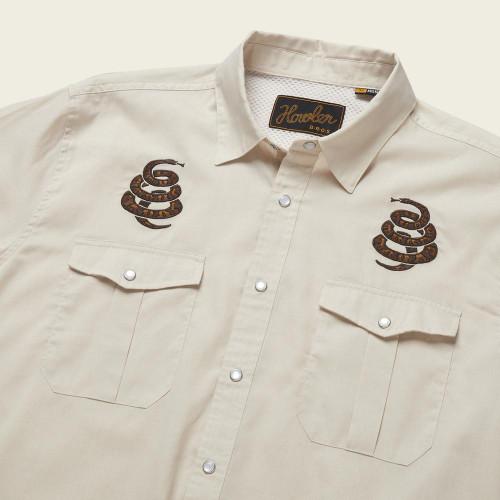 Gaucho Snapshirt - Cottonmouth