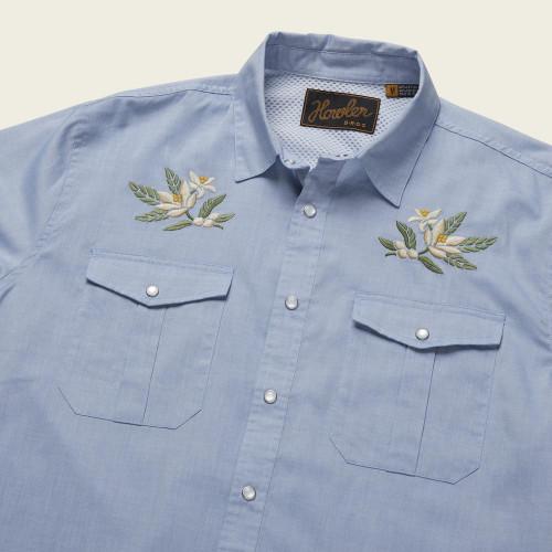 Gaucho Snapshirt - Orange Blossom Special
