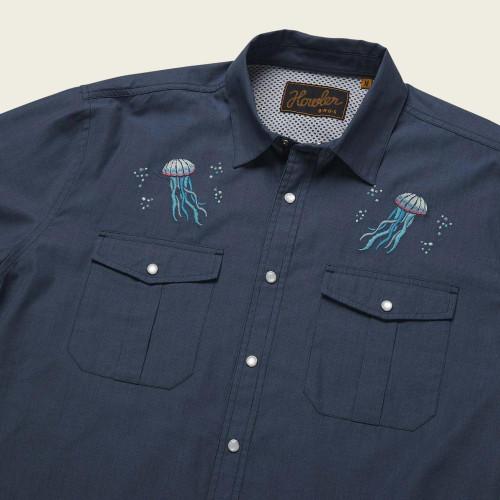 Gaucho Snapshirt - Jellyfish