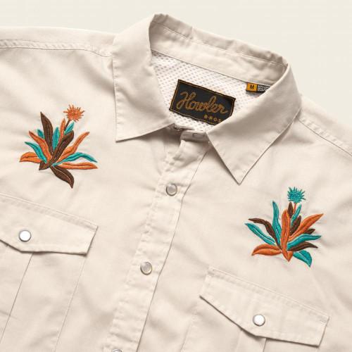 Gaucho Snapshirt - Pure Agave