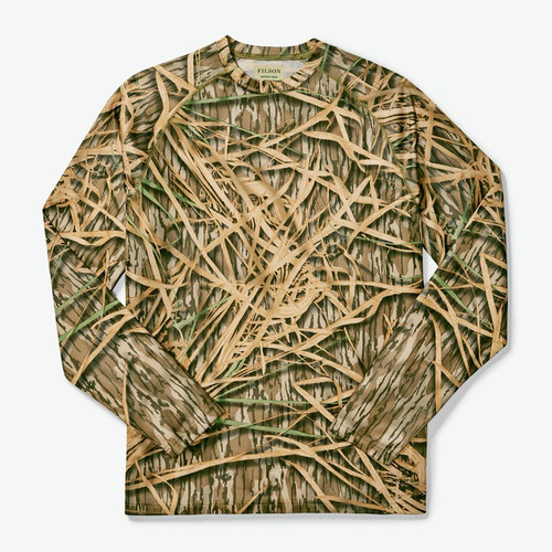 Filson x Mossy Oak Long Sleeve Barrier T-Shirt