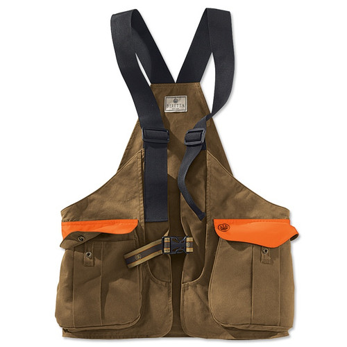 Wax Cotton Strap Vest