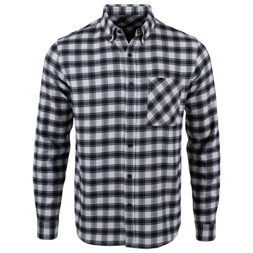Downtown Flannel Shirt Classic Fit