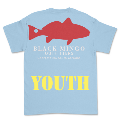 Redfish Youth Tee
