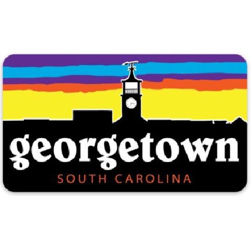 FitzGeorgetown Sticker