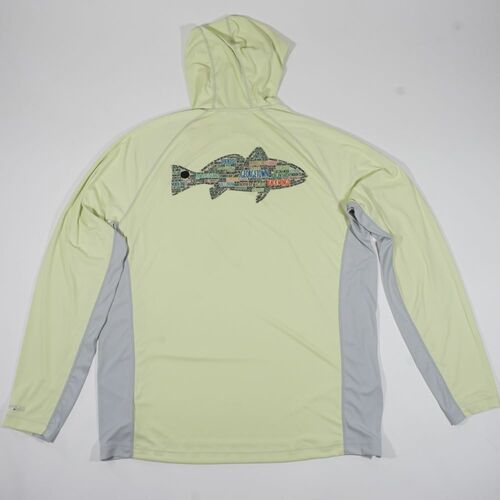 GeoFish Solarflex Hoody