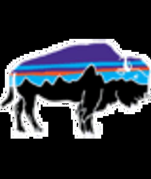 Fitz Roy Bison Sticker