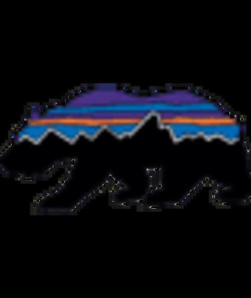 Fitz Roy Bear Sticker