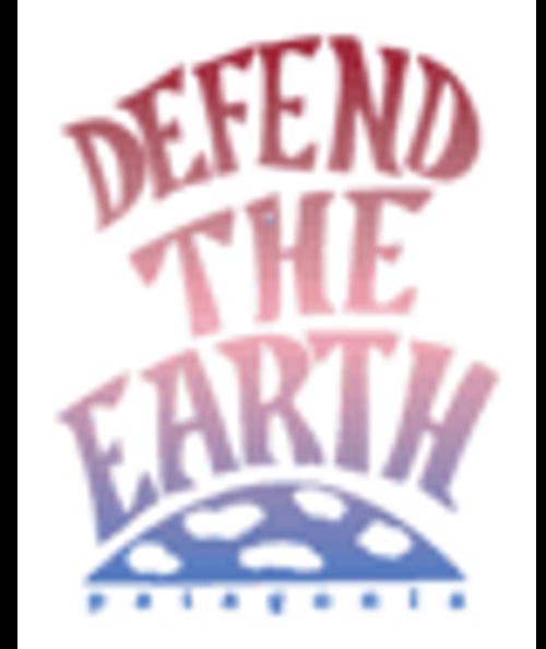 Defend the Earth Sticker